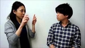 手話ムービー:トーク編 「手話って便利☆」