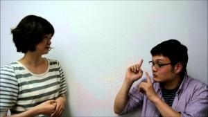 手話ムービー:トーク編 「被災に備えてお互いができること」1